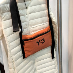 Y-3 로고 사코슈 백(3colours)